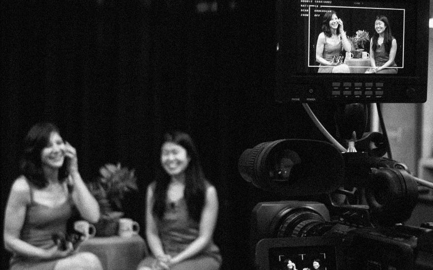 Zara Phillips on television